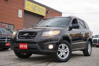 2010 Hyundai Santa Fe GL, Bluetooth, Alloy, AWD SUV