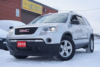 2010 GMC Acadia SLE1, Bluetooth, Alloy SUV