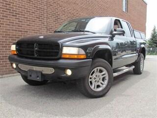 2003 Dodge Dakota Sport, 4X4, 4dr, Power seat, Alloy Truck