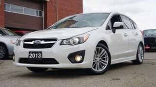2013 Subaru Impreza 2.0i w/Limited Pkg, Low KMs Navi, Cam, Bluetooth Hatchback