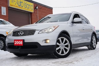 2008 INFINITI Ex35 Bluetooth, AWD, Leather, Sunroof SUV