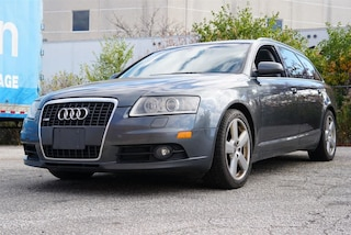 2008 Audi A6 Rear Camera, Leather, Sunroof, Alloy Wagon