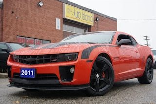 2011 Chevrolet Camaro 2LT, BLUETOOTH, LEATHER, SUNROOF Coupe