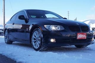 2011 BMW 3 Series 335i xDrive, Navi, Bluetooth Coupe