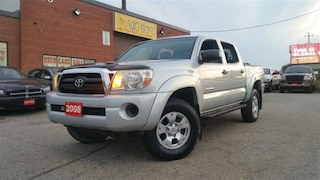 2008 Toyota Tacoma V6, 4X4, 4 DR, Manual, Alloy Truck