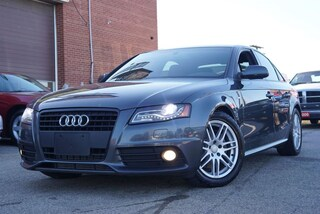 2011 Audi A4 2.0T PREMIUM, Bluetooth, Sunroof Sedan