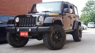 2012 Jeep Wrangler Sahara, Low KMs, Bluetooth SUV