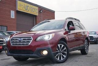 2016 Subaru Outback 2.5i w/Limited & Tech Pkg Wagon