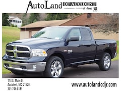 New 2019 Ram 1500 Classic TRADESMAN QUAD CAB 4X4 6'4 BOX Quad Cab for sale in Accident, MD