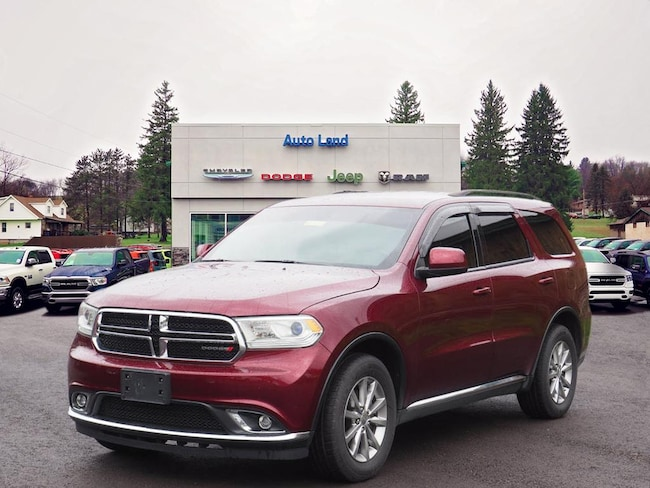Used 2016 Dodge Durango SXT SUV for Sale in Accident, MD