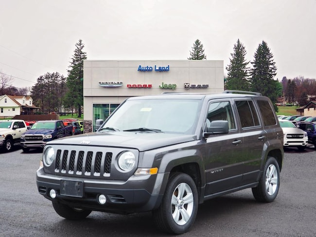 Used 2015 Jeep Patriot Sport 4x4 SUV for Sale in Accident, MD