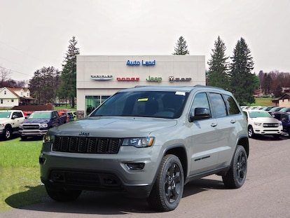 New 2019 Jeep Grand Cherokee UPLAND 4X4 For Sale