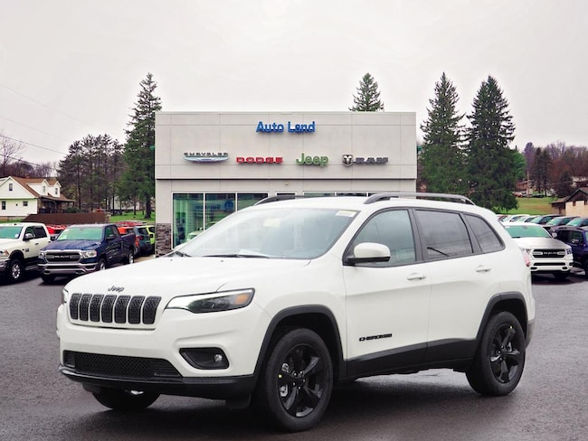 New 2019 Jeep Cherokee ALTITUDE 4X4 Sport Utility for Sale in Accident, MD