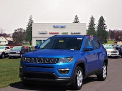 New 2021 Jeep Compass LATITUDE 4X4 Sport Utility for sale in Accident, MD