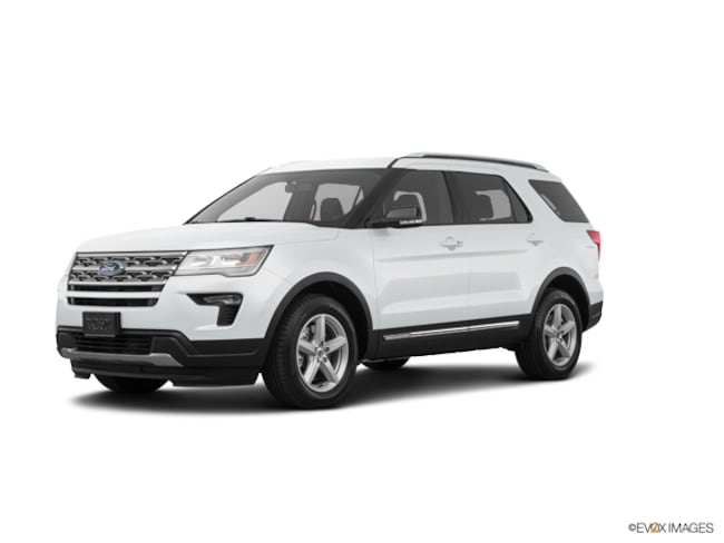 Used 2018 Ford Explorer Base SUV for Sale in Accident, MD