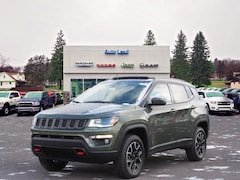 New 2019 Jeep Compass TRAILHAWK 4X4 Sport Utility for sale in Accident, MD