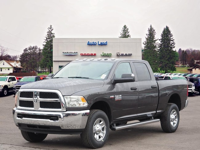 New 2018 Ram 2500 TRADESMAN CREW CAB 4X4 6'4 BOX Crew Cab for Sale in Accident, MD