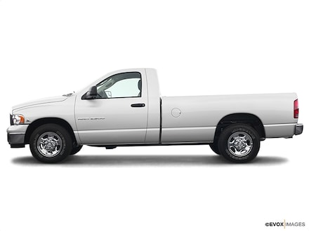 2004 Dodge Ram 2500 Truck Regular Cab