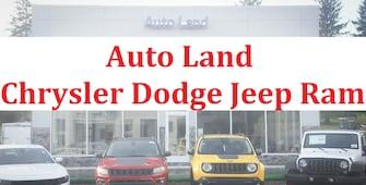 Auto Land Chrysler Dodge Jeep Ram of Accident