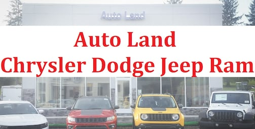 Auto Land Chrysler Dodge Jeep Ram of Accident