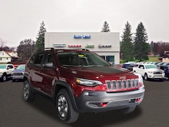 New 2019 Jeep Cherokee TRAILHAWK 4X4 Sport Utility for sale in Accident, MD