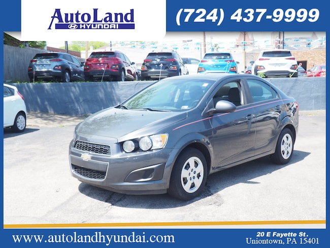 Used 2013 Chevrolet Sonic LS Auto For Sale   Accident MD