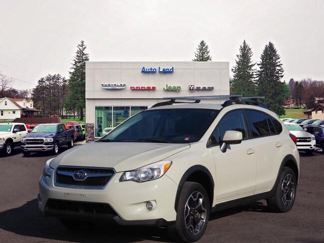 Used 2014 Subaru XV Crosstrek 2.0i Premium SUV for Sale in Accident, MD