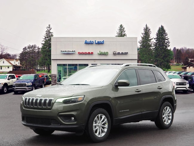 New 2019 Jeep Cherokee LATITUDE 4X4 Sport Utility for Sale in Accident, MD