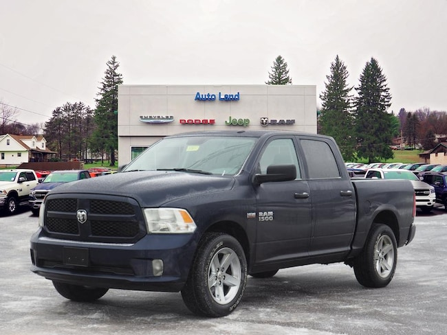Used 2016 Ram 1500 Tradesman Truck Crew Cab for Sale in Accident, MD