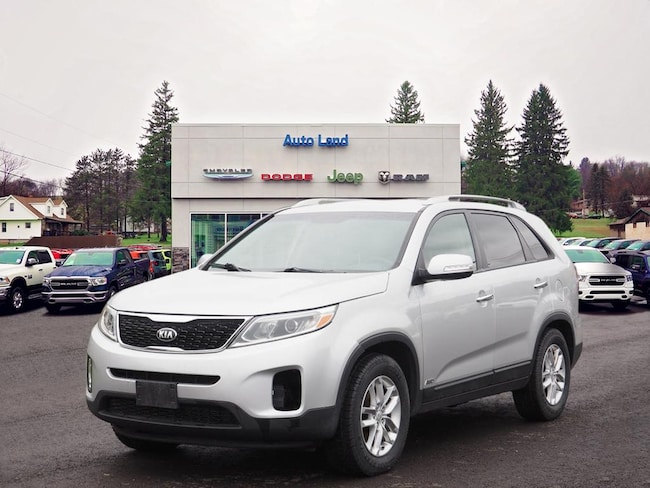 Used 2015 Kia Sorento LX AWD SUV for Sale in Accident, MD
