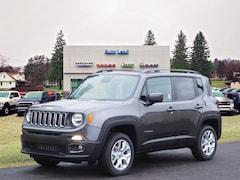 New 2018 Jeep Renegade LATITUDE 4X4 Sport Utility for sale in Accident, MD
