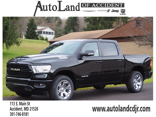 New 2019 Ram 1500 BIG HORN / LONE STAR CREW CAB 4X4 5'7 BOX Crew Cab for Sale in Accident, MD