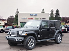 New 2019 Jeep Wrangler UNLIMITED SAHARA 4X4 Sport Utility for sale in Accident, MD