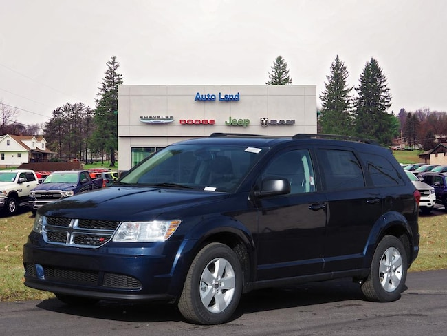 New 2018 Dodge Journey SE AWD Sport Utility for Sale in Accident, MD