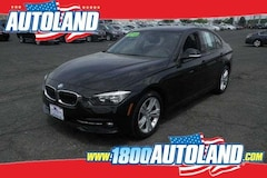 2016 BMW 3 Series 4dr Sdn 328i RWD sedan