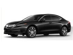 2015 Acura TLX 4dr Sdn FWD sedan