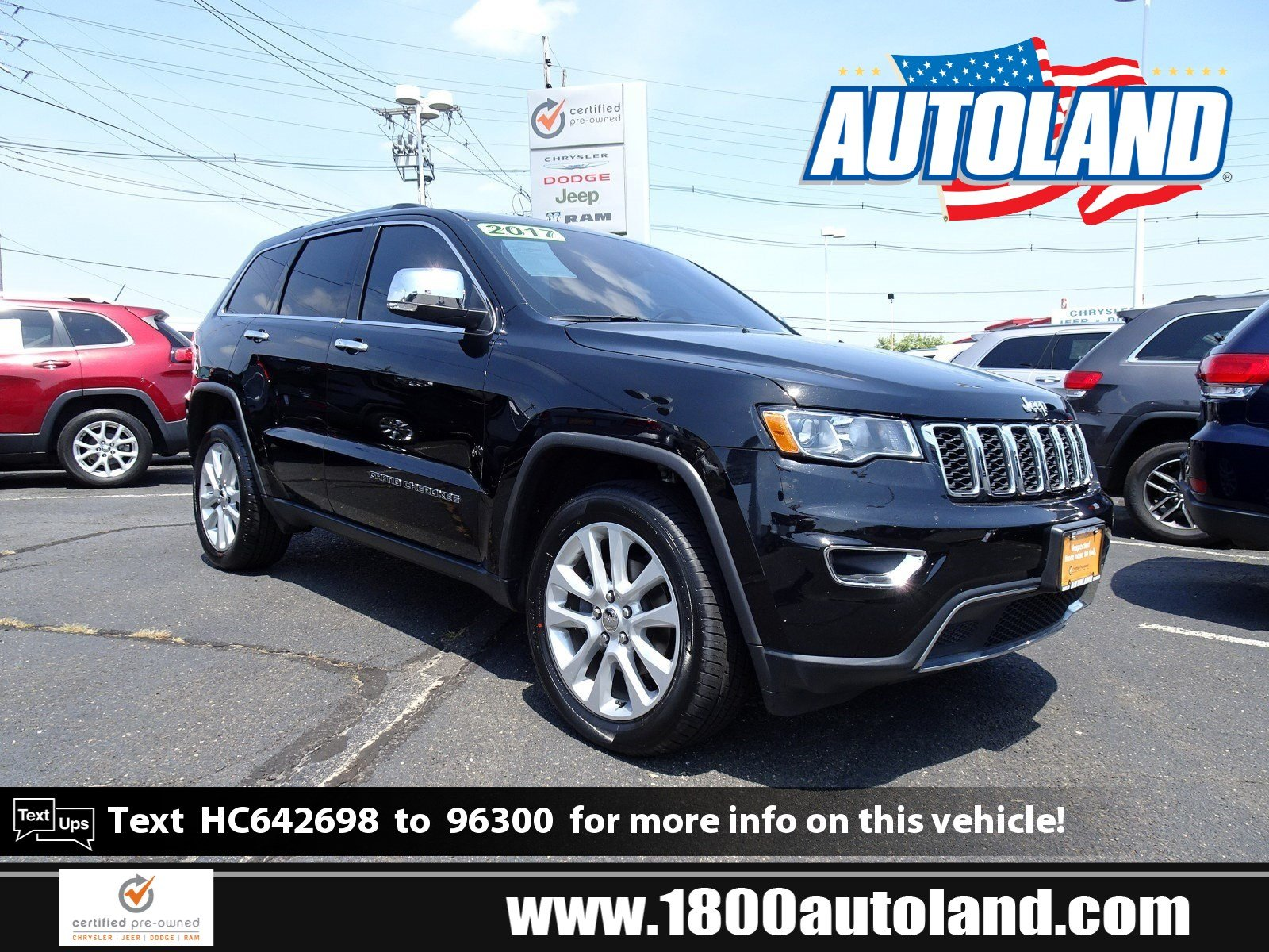 2004 Jeep Grand Cherokee Security System