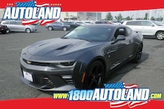 2016 Chevrolet Camaro 2dr Cpe SS w/2SS coupe
