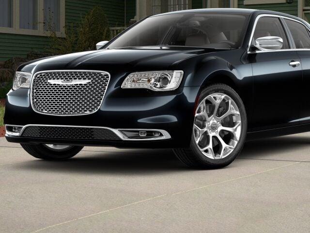 2018 Chrysler 300 C Sedan