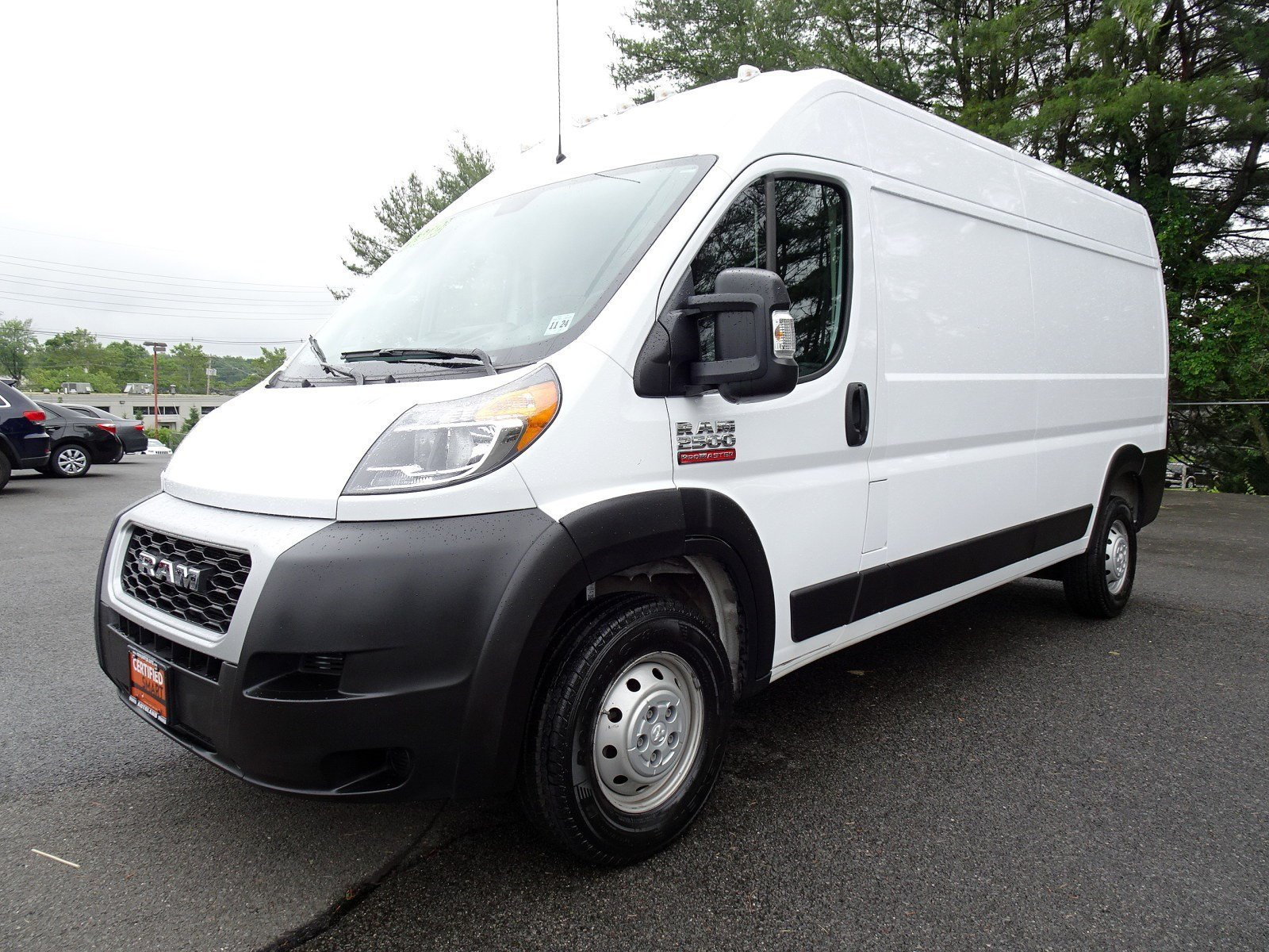 Used 2019 Ram Promaster Cargo Van For Sale at Autoland
