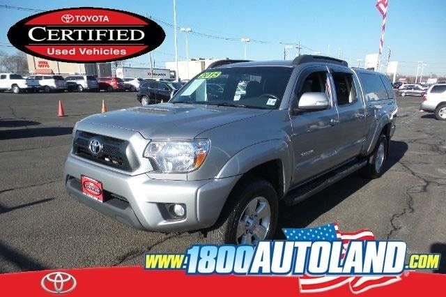 2015 Toyota Tacoma 4WD Double Cab LB V6 AT truck