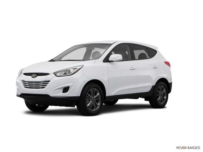 2015 Hyundai Tucson GLS SUV