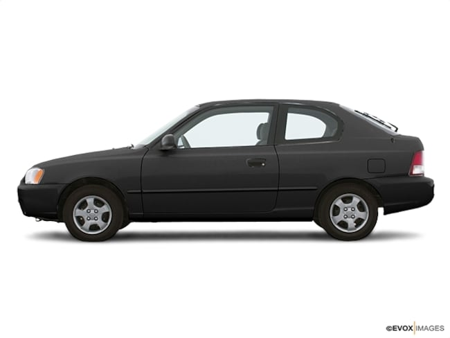 2003 Hyundai Accent GL w/Side Impact Air Bags Hatchback