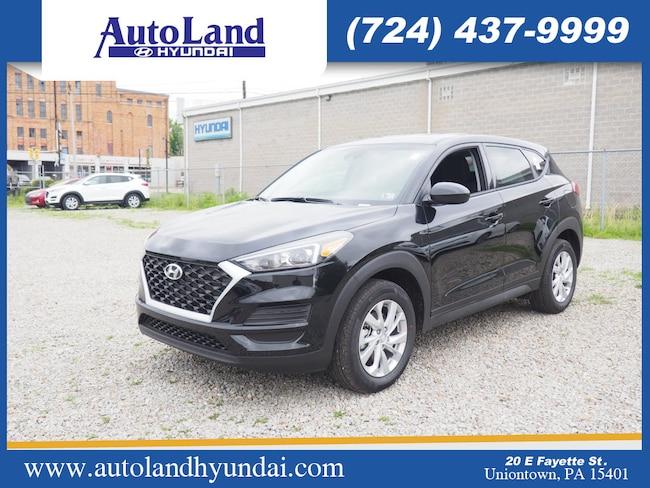 New 2019 Hyundai Tucson For Sale at Auto Land Hyundai Of Uniontown