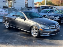 2012 Mercedes-Benz C350 C-Class 4matic Coupe