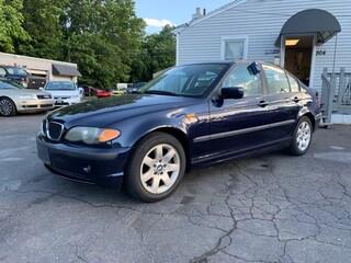 2004 BMW 325 I Sedan