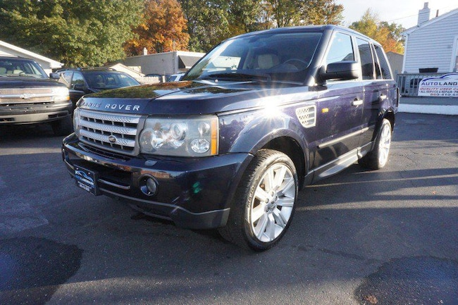 2008 Land Rover Range Rover SPO Supercharged SUV