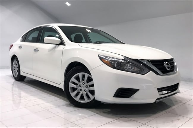 Used vehicle 2017 Nissan Altima 2.5 S Sedan for sale near you in Chantilly, VA