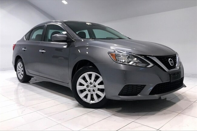 Used vehicle 2017 Nissan Sentra SV Sedan for sale near you in Chantilly, VA