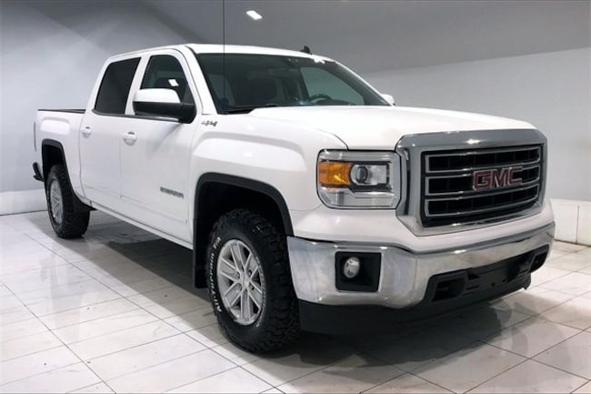 Used vehicle 2014 GMC Sierra 1500 Crew Cab SLE Pickup 4D 5 3/4 ft Pickup for sale near you in Chantilly, VA